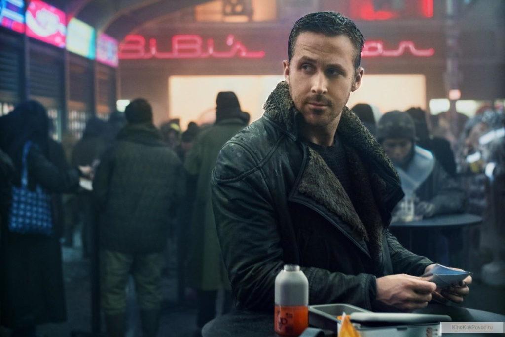 «Бегущий по лезвию 2049» - «Blade Runner 2049»  (реж. Дени Вильнёв, 2017) - Райан Гослинг - фильм (фото, кадр)