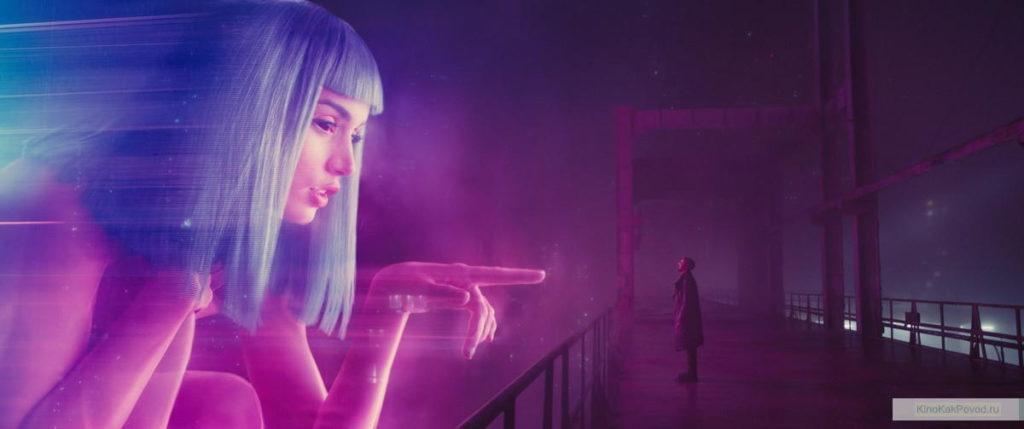 «Бегущий по лезвию 2049» - «Blade Runner 2049»  (реж. Дени Вильнёв, 2017) - Ана де Армас - фильм (фото, кадр)