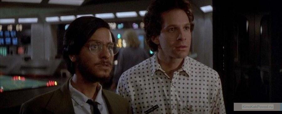 «Короткое замыкание» - «Short Circuit» (Джон Бэдэм, 1986) - фильм (фото, кадр)