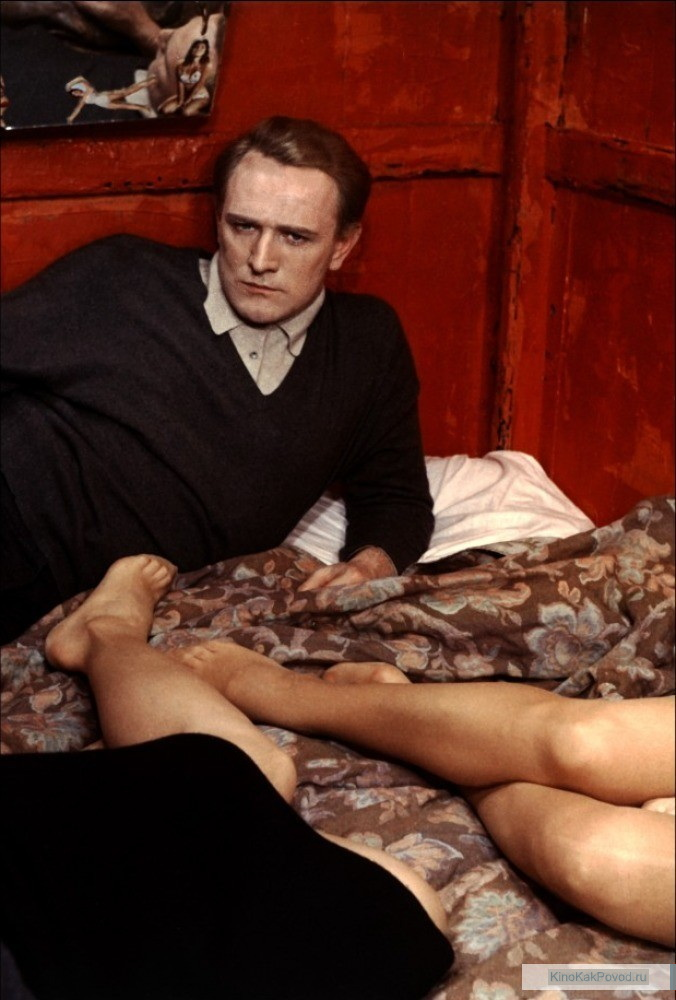 «Красная пустыня» - «Il deserto rosso»  (реж. Микеланджело Антониони, 1964) - Ричард Харрис - фильм (фото, кадр)