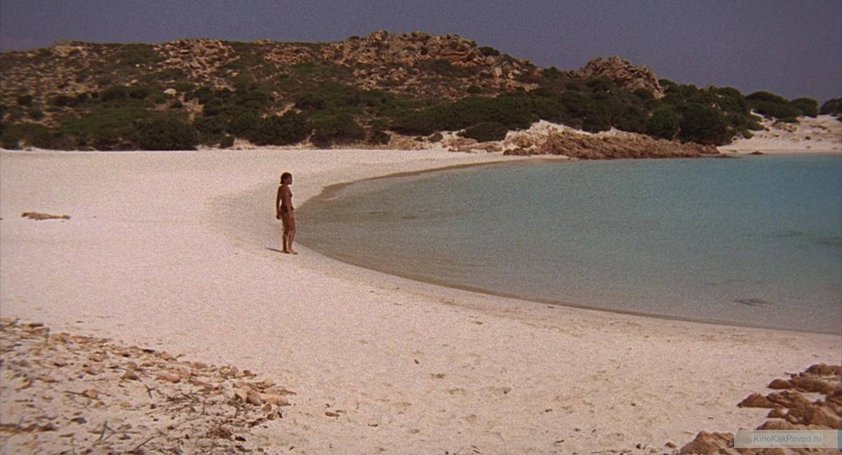 «Красная пустыня» - «Il deserto rosso»  (реж. Микеланджело Антониони, 1964) - фильм (фото, кадр)