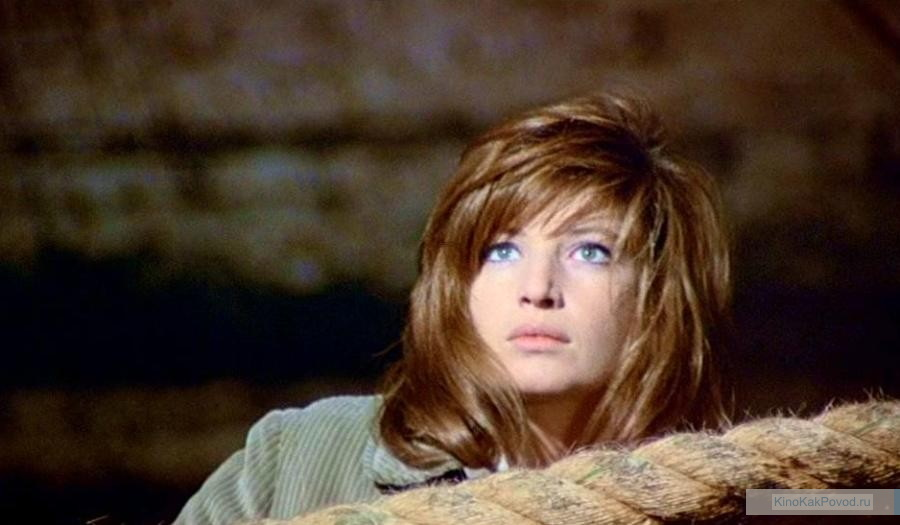 «Красная пустыня» - «Il deserto rosso»  (реж. Микеланджело Антониони, 1964) - Моника Витти - фильм (фото, кадр)