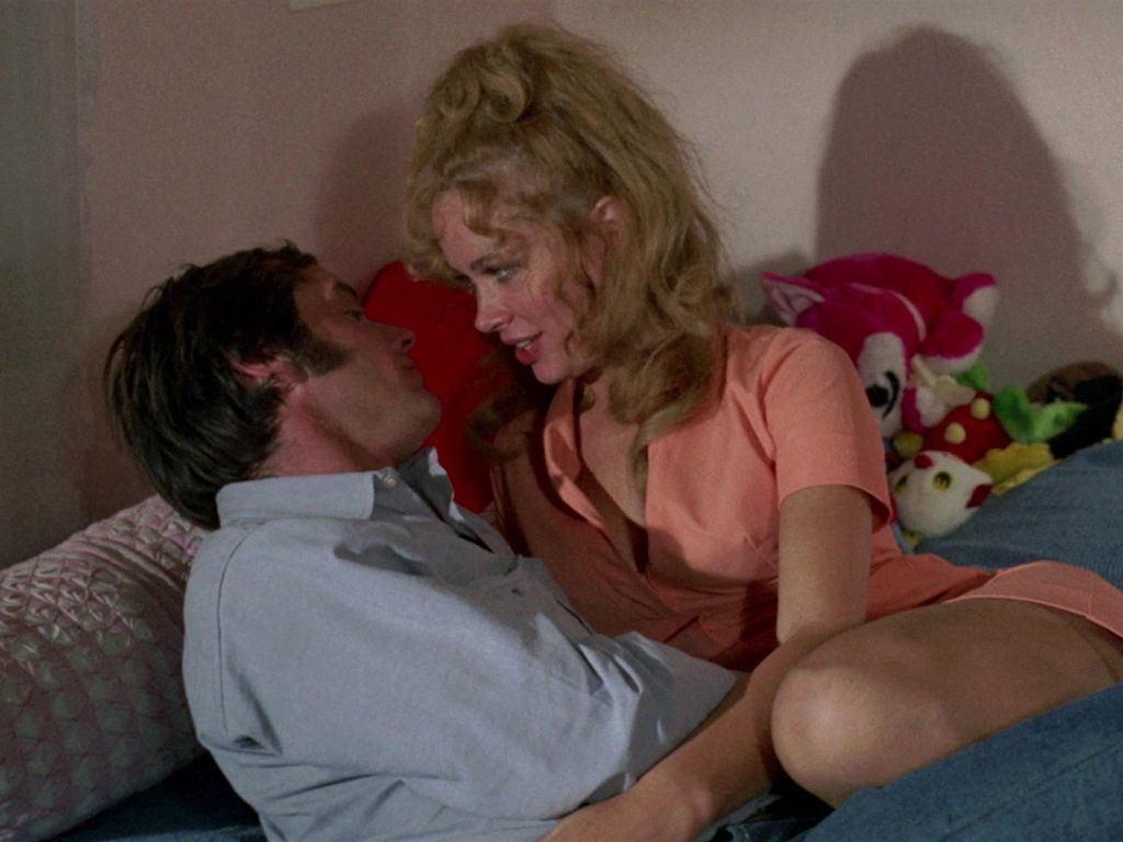 «Пять легких пьес» / «Five Easy Pieces» (реж. Боб Рейфелсон,1970, США)  - Джек Николсон - фильм (фото, кадр)