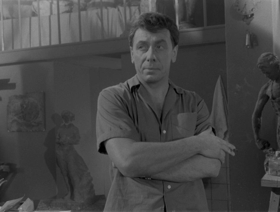 «Приходите завтра» (реж. Евгений Ташков, 1962) - Анатолий Папанов - фильм (фото, кадр)