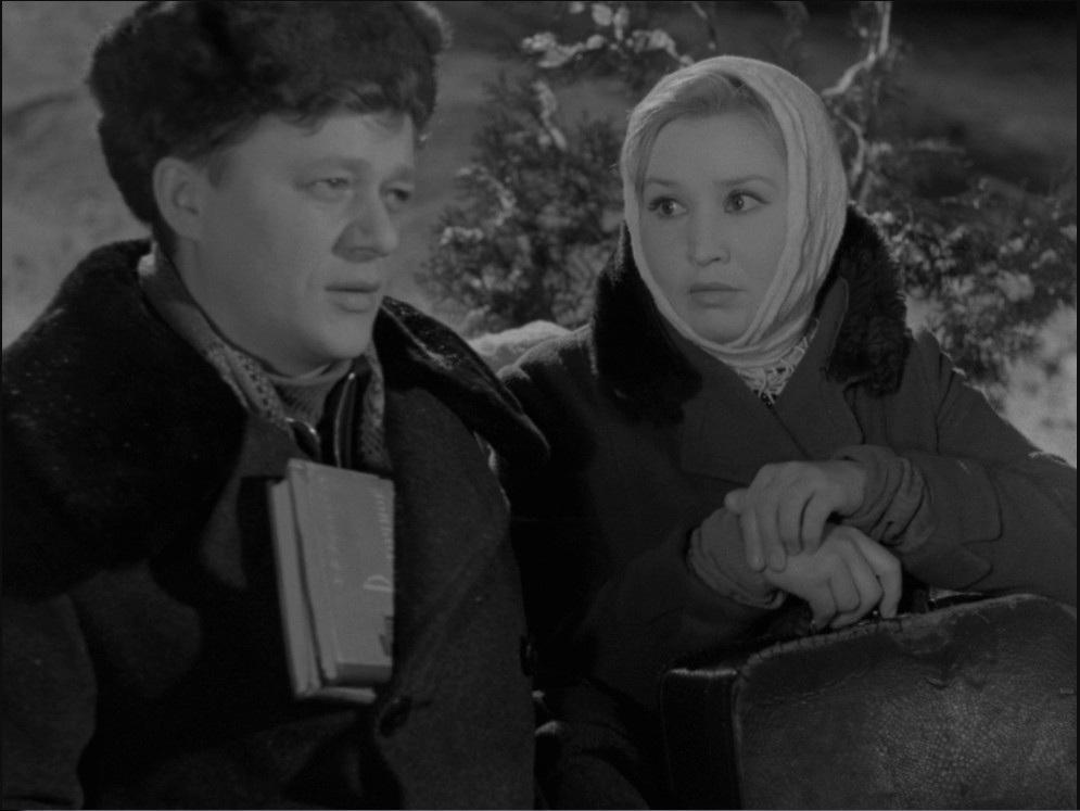 «Приходите завтра» (реж. Евгений Ташков, 1962) - Екатерина Савинова - фильм (фото, кадр)