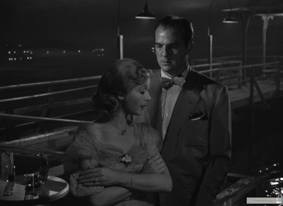 «Трамвай Желание» - «A Streetcar Named Desire»  (реж. Элиа Казан, 1951) - Вивьен Ли - фильм (фото, кадр)