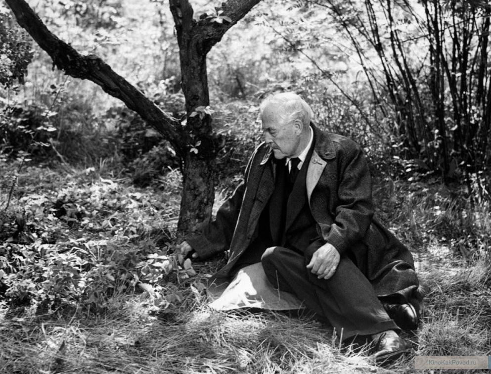«Земляничная поляна» - «Smultronstallet» (Ингмар Бергман, 1957) - Виктор Шёстрём - фильм (фото, кадр)