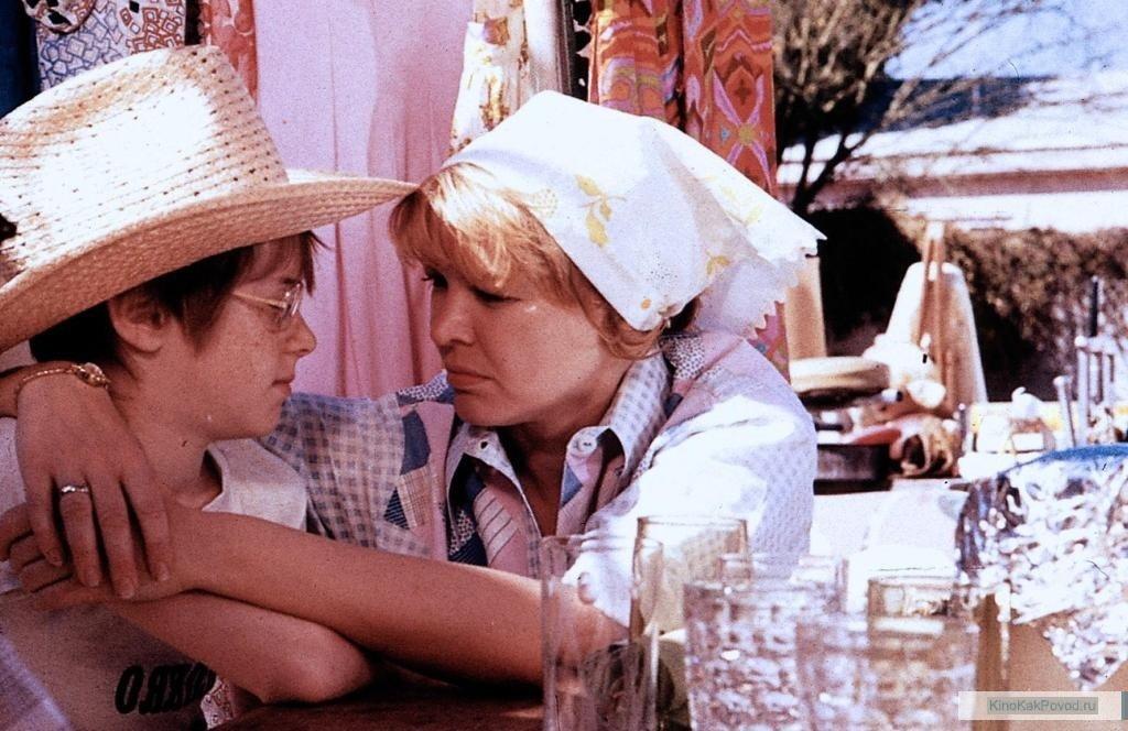 «Алиса здесь больше не живет» - «Alice Doesn't Live Here Anymore» (реж. Мартин Скорсезе,, в гл.р. Эллен Бёрстин,1974) - фильм (фото, кадр)