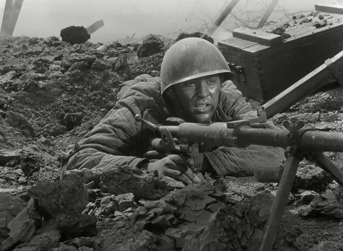 «Баллада о солдате» (реж. Григорий Чухрай, 1959) - Владимир Ивашов - фильм (фото, кадр)