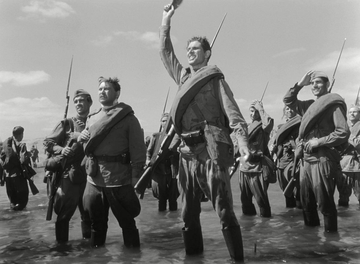 «Баллада о солдате» (реж. Григорий Чухрай, 1959) - фильм (фото, кадр)