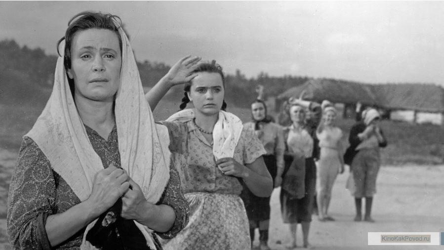 «Баллада о солдате» (реж. Григорий Чухрай, 1959) - Антонина Максимова - фильм (фото, кадр)