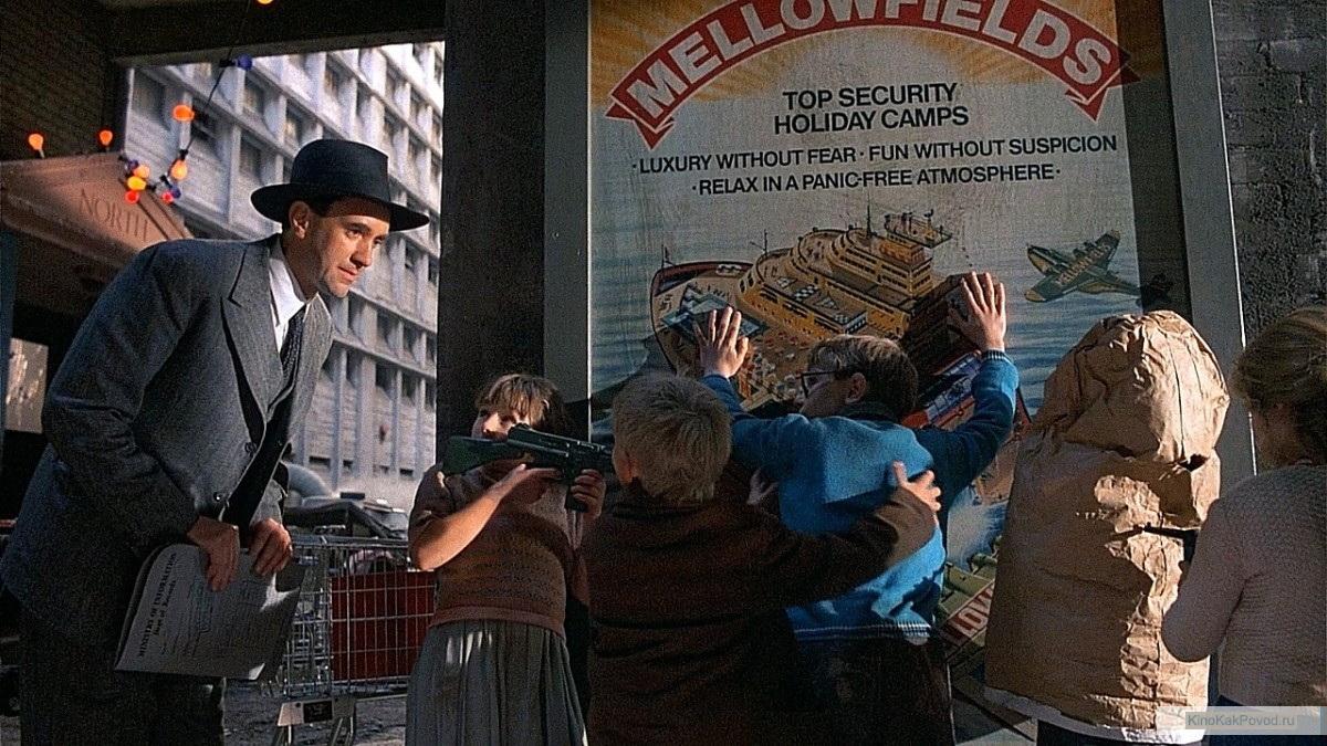 «Бразилия» - «Brazil» (реж. Терри Гиллиам, в гл.р. Джонатан Прайс, 1985) - фильм (фото, кадр)
