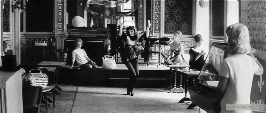 «Лола» - «Lola»  (реж. Жак Деми,1961) - Анук Эме - фильм (фото, кадр)