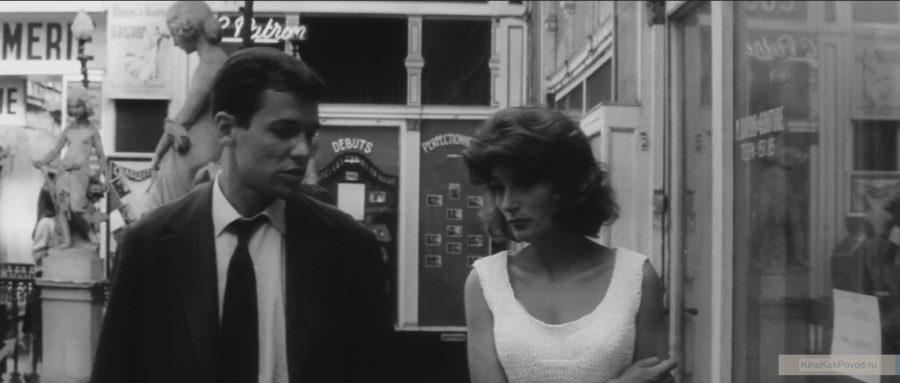 «Лола» - «Lola»  (реж. Жак Деми,1961) - Анук Эме, Марк Мишель - фильм (фото, кадр)