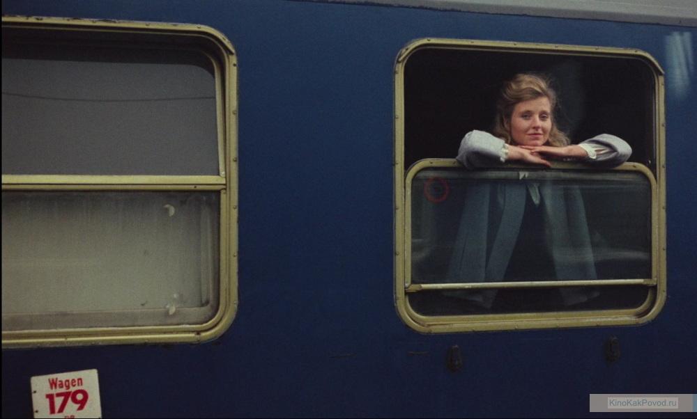 «Ложное движение» (Вим Вендерс, 1975) -  Ханна Шигулла - фильм (фото, кадр)