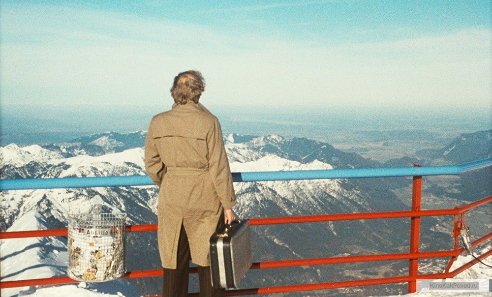 «Ложное движение» (Вим Вендерс, 1975) - фильм (фото, кадр)