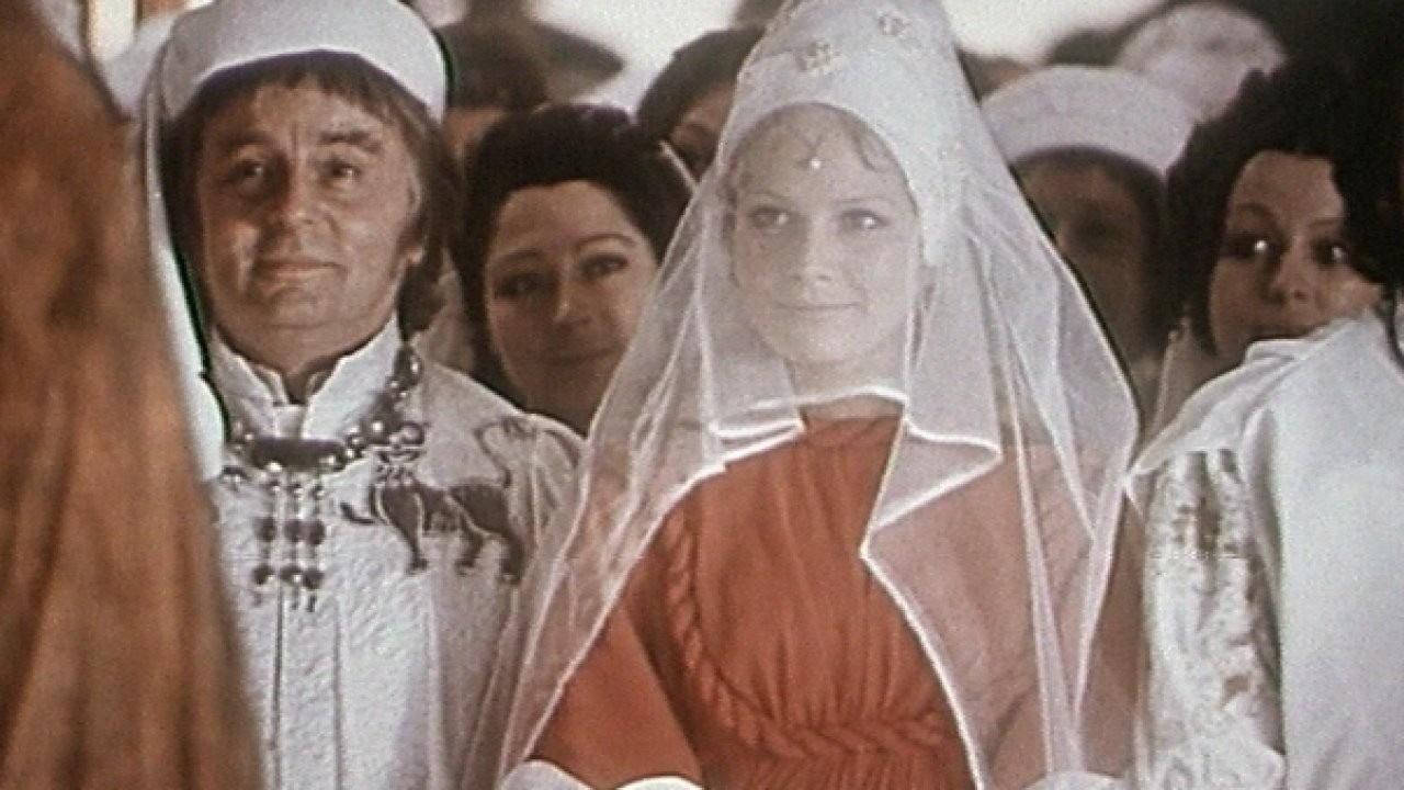 «Много шума из ничего» (реж. Самсон Самсонов, 1973) - Татьяна Веденеева, Борис Иванов - фильм (фото, кадр)