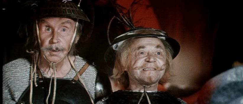«Много шума из ничего» (реж. Самсон Самсонов, 1973) - фильм (фото, кадр)
