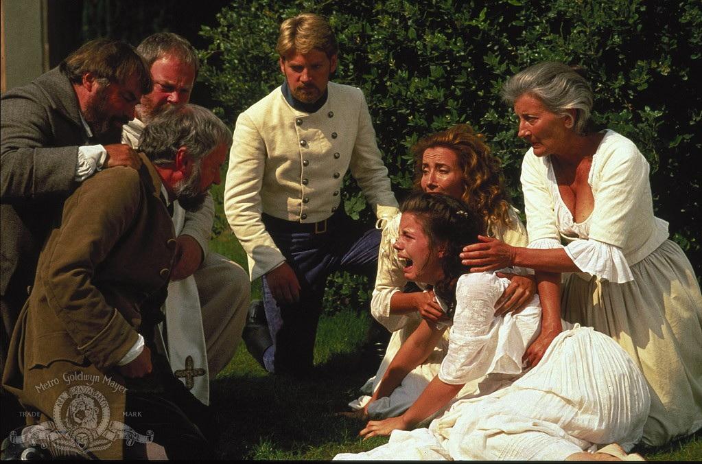 «Много шума из ничего» (реж. Кеннет Брана, 1993) - фильм (фото, кадр)