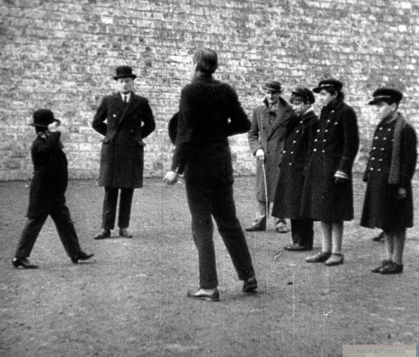 «Ноль за поведение» - «Zéro de conduite» (Жан Виго, 1933) - фильм (фото, кадр)