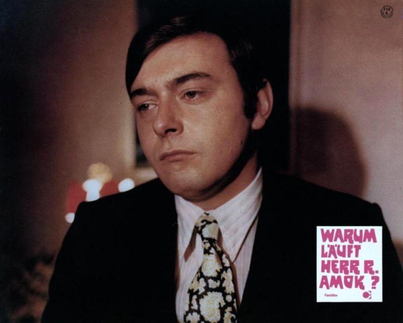 «Почему рехнулся господин Р?» - «Warum läuft Herr R. Amok» (Райнер Вернер Фассбиндер, 1970, Германия) - фильм (фото, кадр)