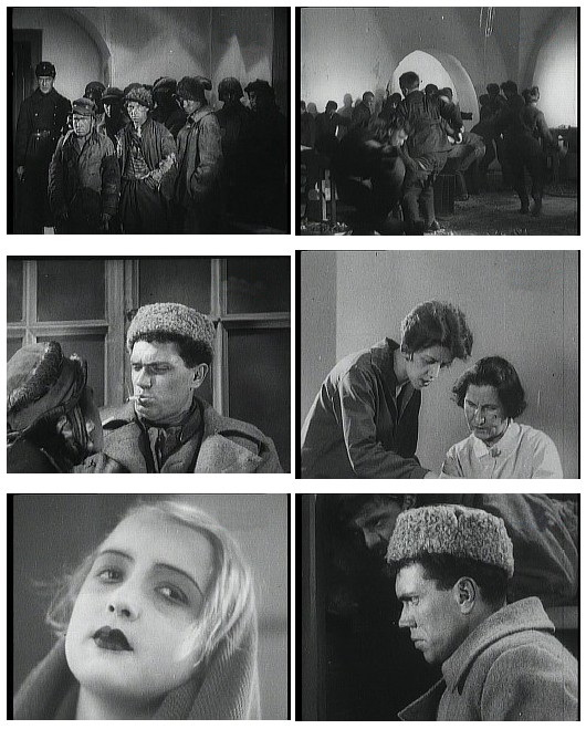 «Путевка в жизнь» (реж. Николай Экк, 1931) - фильм (фото, кадр)