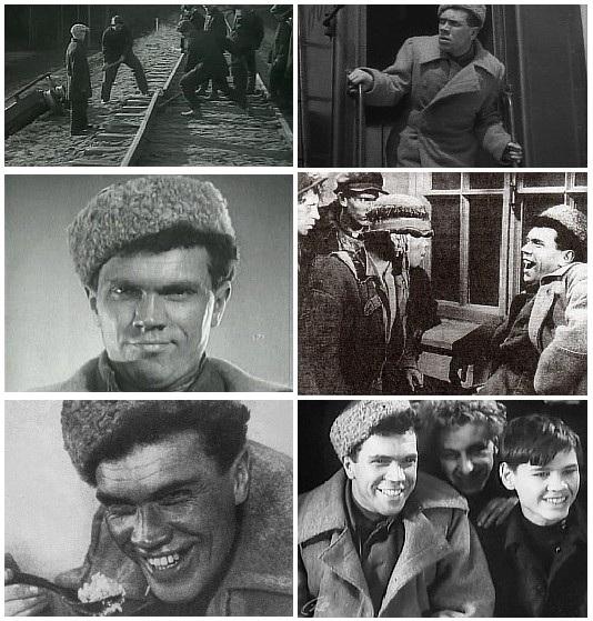 «Путевка в жизнь» (реж. Николай Экк, 1931) - Николай Баталов - фильм (фото, кадр)