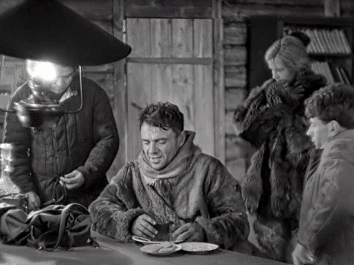 «Семеро смелых» (Сергей Герасимов, 1936) - фильм (фото, кадр)