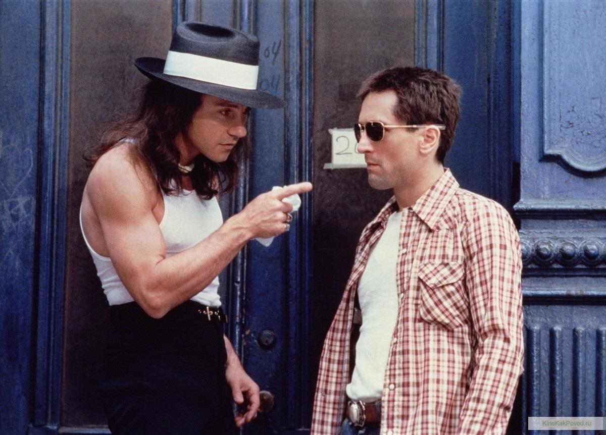 «Таксист» - «Taxi Driver»  (реж. Мартин Скорсезе, в гл.р. Роберт Де Ниро, 1976) - Харви Кейтель - фильм (фото, кадр)
