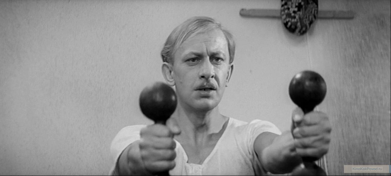 «Золотой теленок» (Михаил Швейцер, 1968) - Евгений Евстигнеев - фильм (фото, кадр)