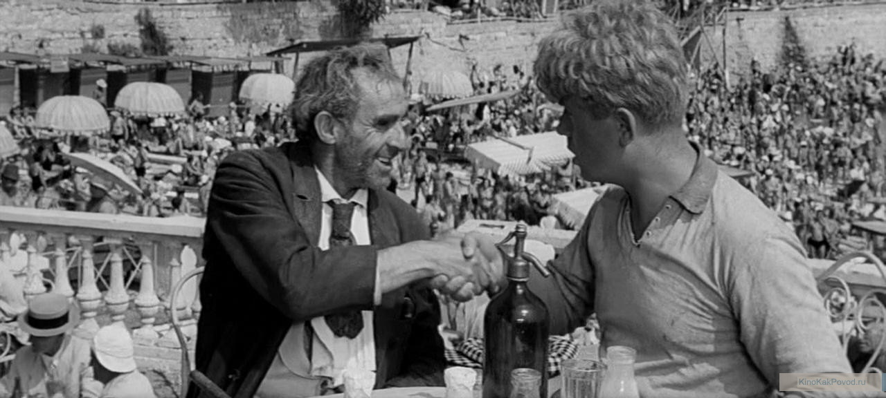 «Золотой теленок» (Михаил Швейцер, 1968) - Зиновий Гердт, Леонид Куравлёв - фильм (фото, кадр)