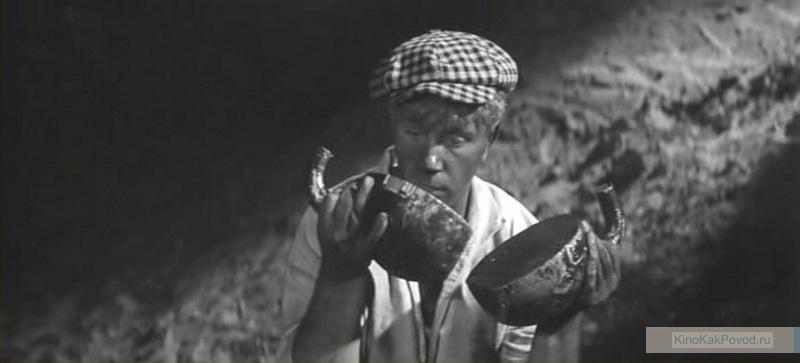 «Золотой теленок» (Михаил Швейцер, 1968) - Леонид Куравлёв - фильм (фото, кадр)
