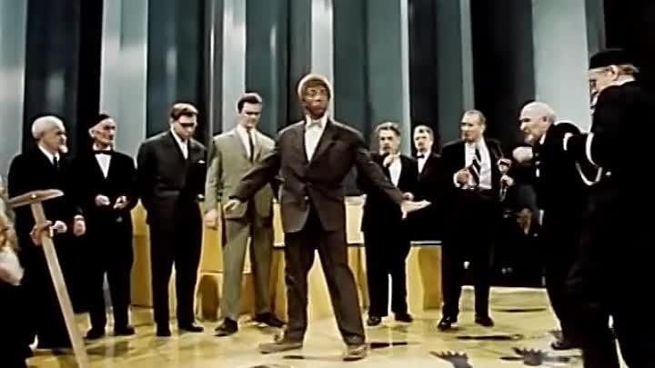 «Человек ниоткуда» (реж. Эльдар Рязанов, 1961) - Сергей Юрский - фильм (фото, кадр)