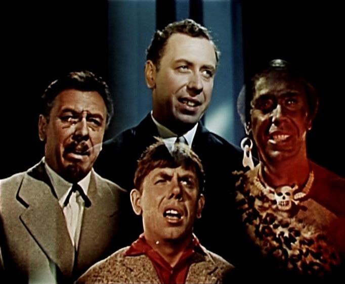 «Человек ниоткуда» (реж. Эльдар Рязанов, 1961) - Анатолий Папанов - фильм (фото, кадр)