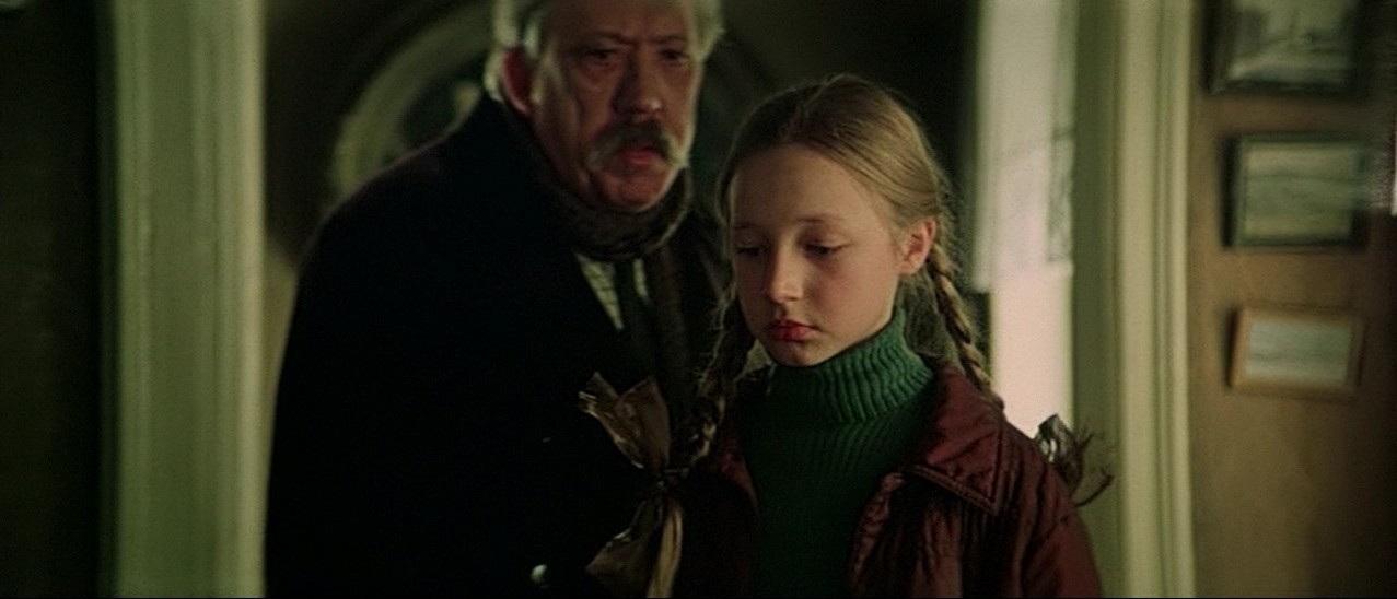 «Чучело» (реж. Ролан Быков, 1983) - Кристина Орбакайте, Юрий Никулин - фильм (фото, кадр)