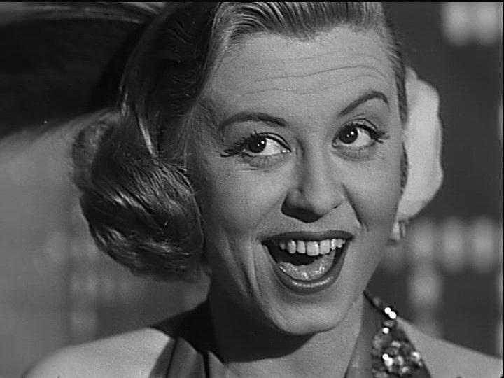 «Огни варьете» - «Luci del varietà»  (реж. Федерико Феллини, Альберто Латтуада, 1951, Италия) - Джульетта Мазина - фильм (фото, кадр)