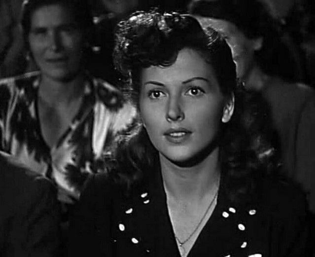 «Огни варьете» - «Luci del varietà»  (реж. Федерико Феллини, Альберто Латтуада, 1951, Италия) - фильм (фото, кадр)