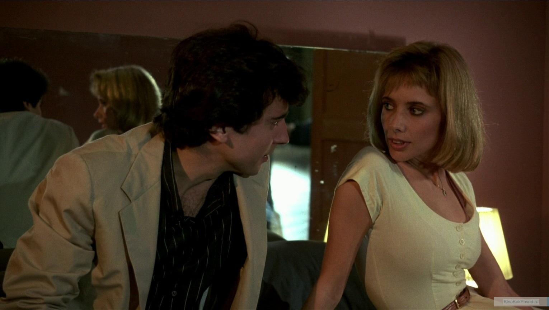 «После работы» - «After Hours»  (реж. Мартин Скорсезе, 1985) - Гриффин Данн, Розанна Аркетт - фильм (фото, кадр)