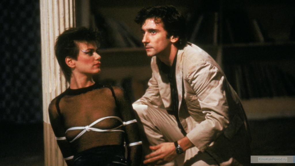 «После работы» - «After Hours»  (реж. Мартин Скорсезе, 1985) - Линда Фиорентино, Гриффин Данн - фильм (фото, кадр)