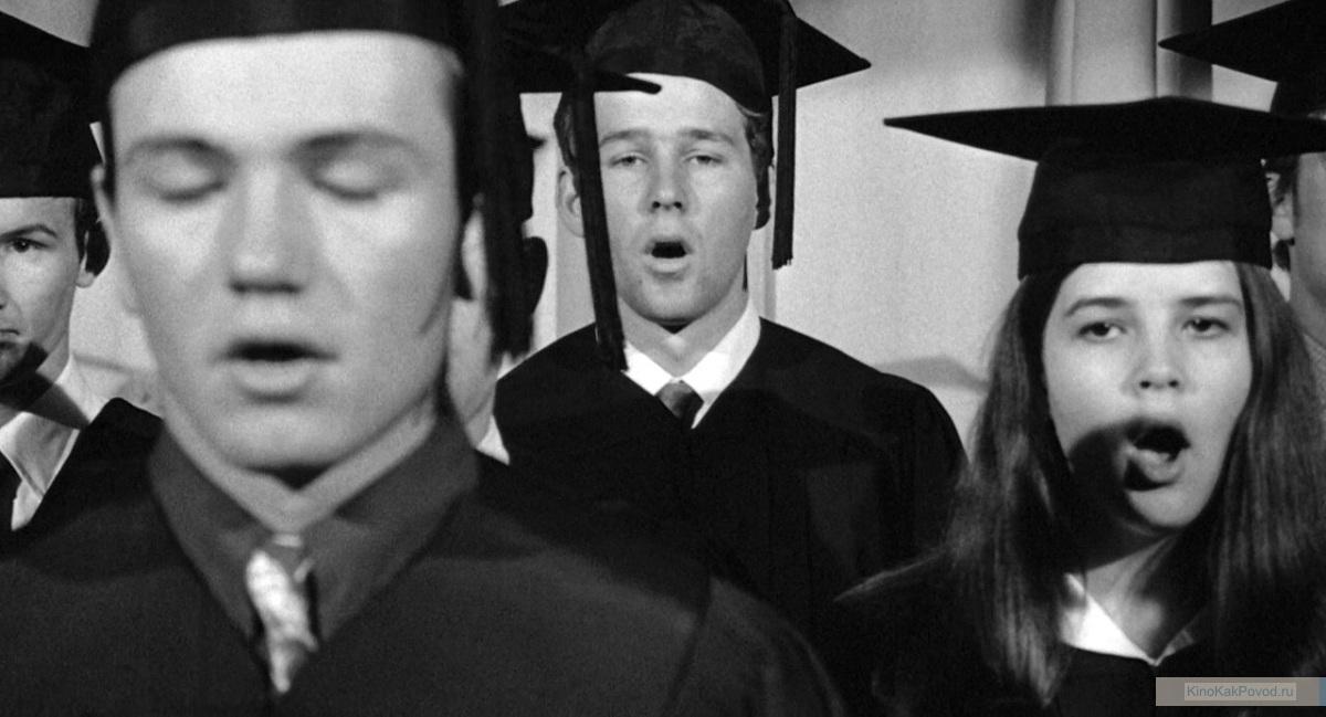 «Последний киносеанс» - «The Last Picture Show» (реж. Питер Богданович, 1971) - Тимоти Боттомс - фильм (фото, кадр)