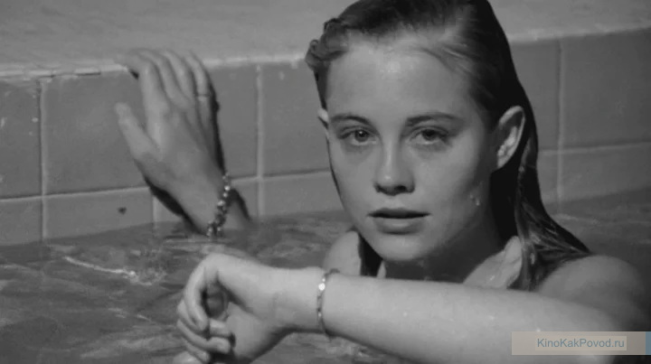 «Последний киносеанс» - «The Last Picture Show» (реж. Питер Богданович, 1971) - Сибилл Шепард - фильм (фото, кадр)