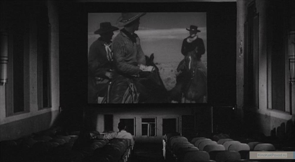«Последний киносеанс» - «The Last Picture Show»  (реж. Питер Богданович, 1971) - фильм (фото, кадр)