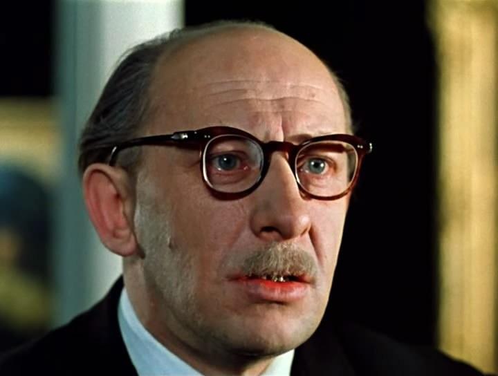 «Старики-разбойники» (реж. Эльдар Рязанов, 1971) - Евгений Евстигнеев - фильм (фото, кадр)