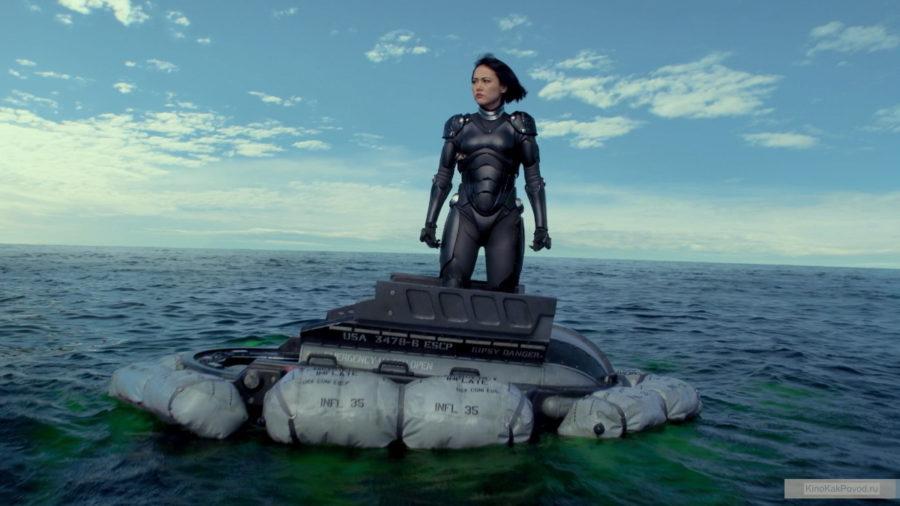 «Тихоокеанский рубеж» - «Pacific Rim» (реж. Гильермо дель Торо, 2013) - Ринко Кикути - фильм (фото, кадр)