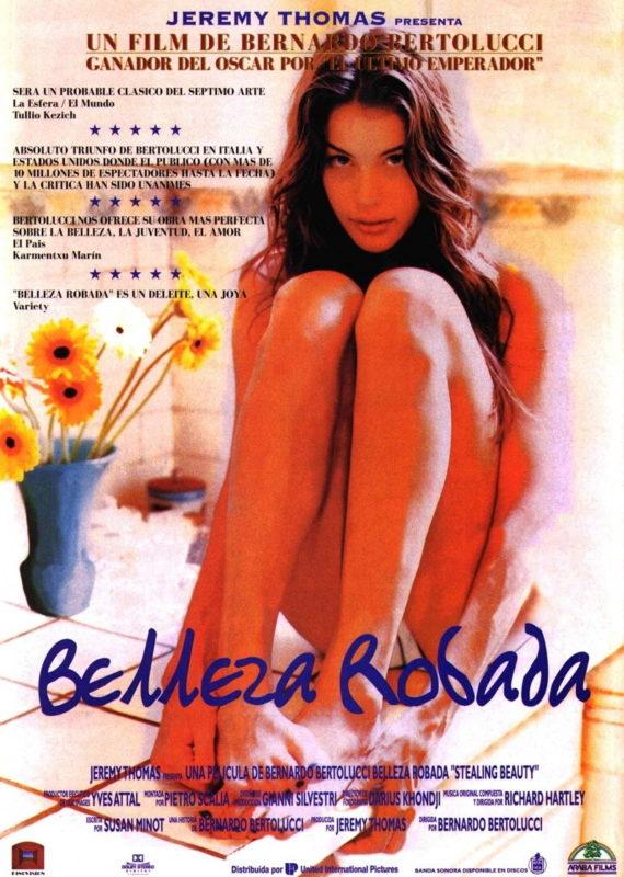 «Ускользающая красота» - «Stealing Beauty»  (Бернардо Бертолуччи, 1996) - Лив Тайлер - фильм (постер)