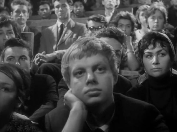 «Застава Ильича» - «Мне двадцать лет» (реж. Марлен Хуциев, 1964) - фильм (фото, кадр)