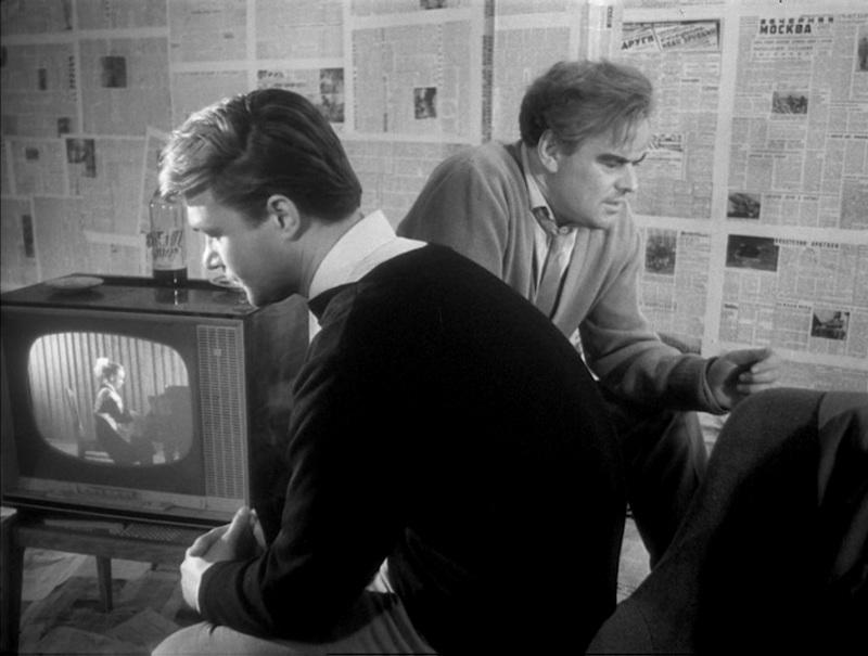«Застава Ильича» - «Мне двадцать лет» (реж. Марлен Хуциев, 1964) - в гл.р. Валентин Попов - фильм (фото, кадр)