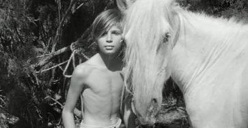 «Белая грива: Дикая лошадь» - «Crin blanc: Le cheval sauvage» (реж. Альбер Ламорис, 1953)