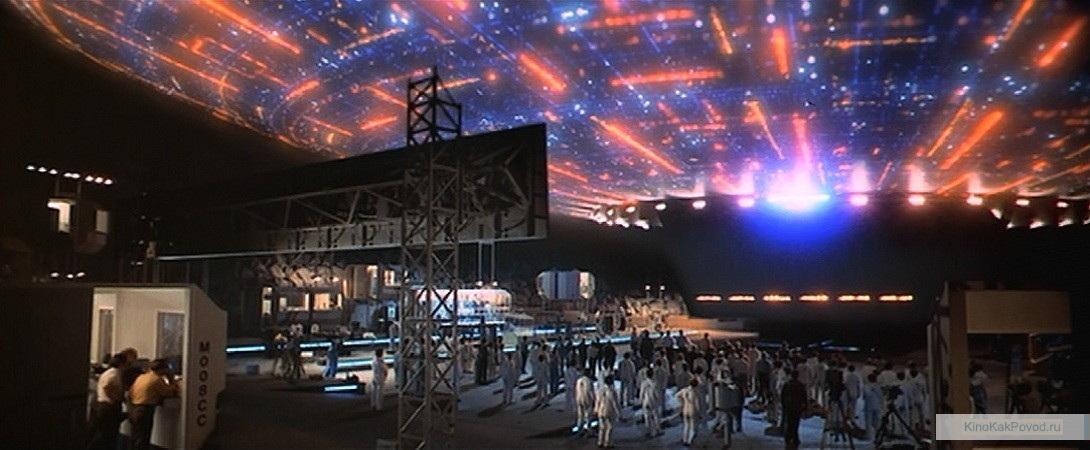 «Близкие контакты третьей степени» - «Close Encounters of the Third Kind»  (реж. Стивен Спилберг, 1977) - фильм (фото, кадр)