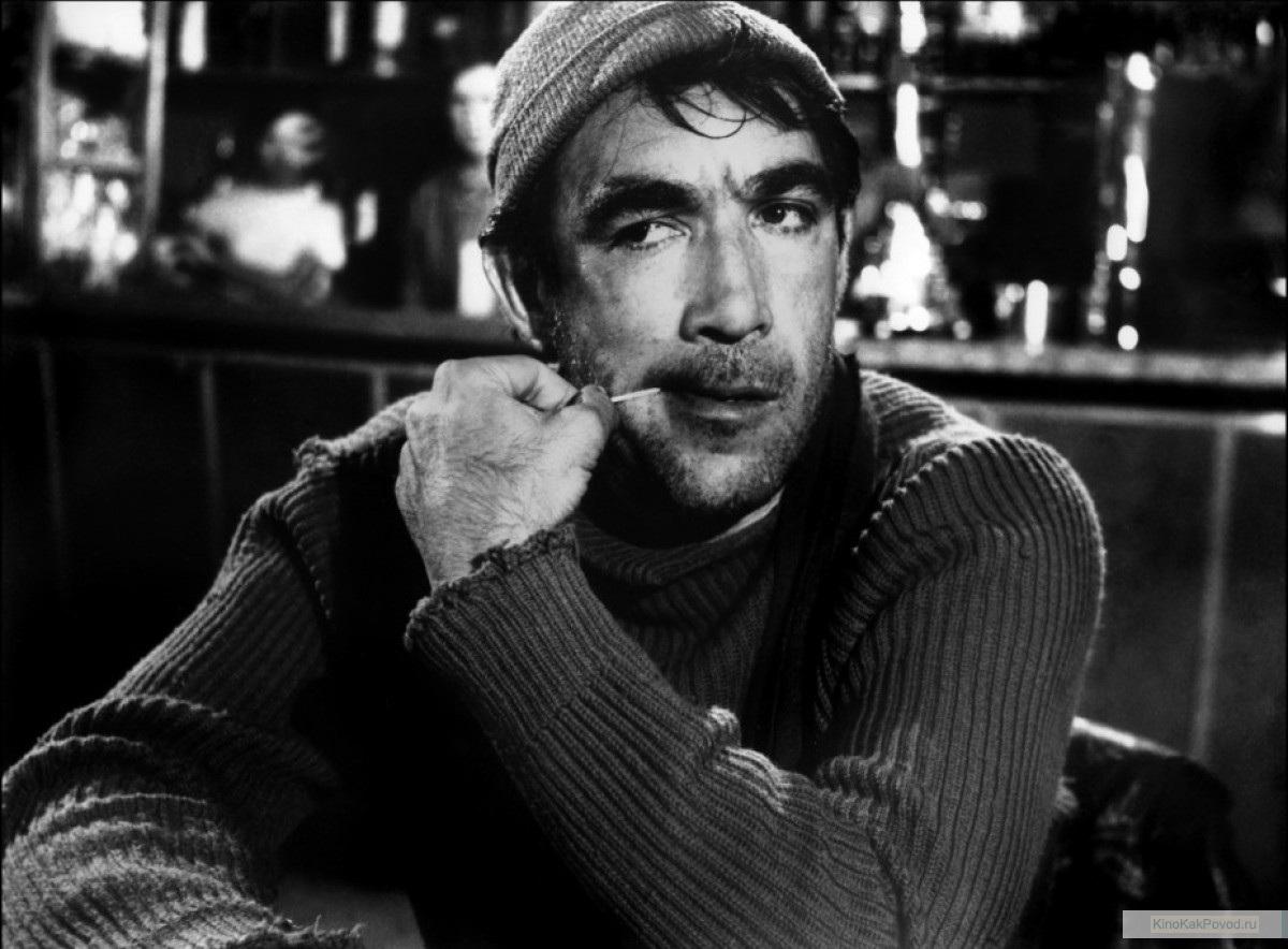 «Дорога» - «La strada» (реж. Федерико Феллини, 1954) - Энтони Куинн - фильм (фото, кадр)